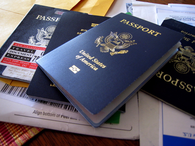travel tips documentation passports