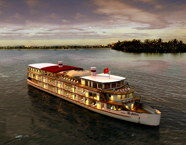Mekong River Was Ranked In Top 10 River Cruises In The World
