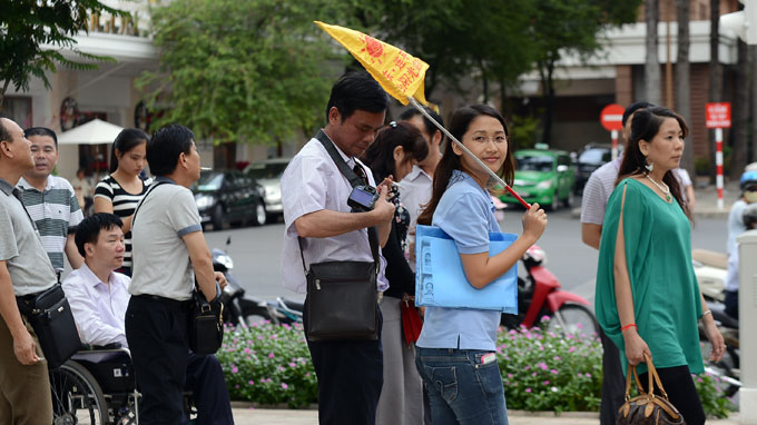 Vietnamese people not to discriminate against Chinese tourists