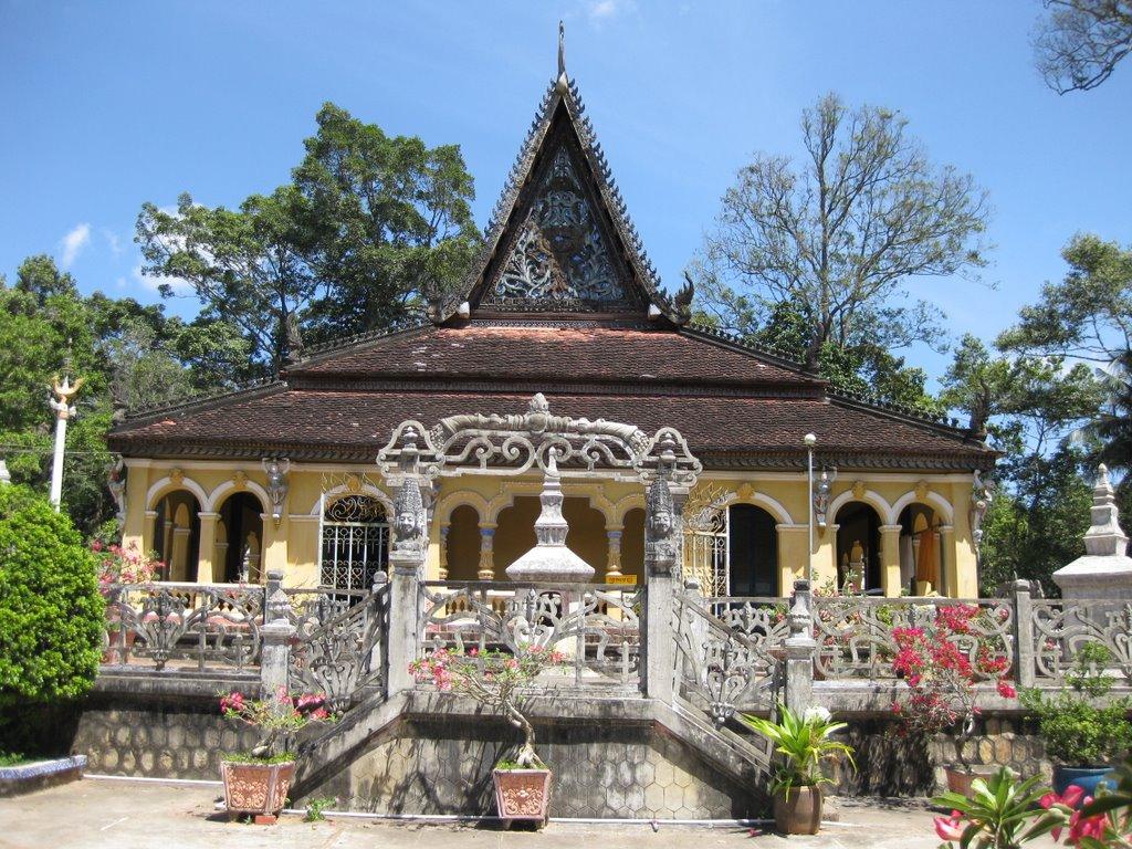 Visiting Tra Vinh