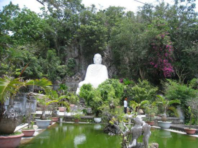 Pho da temple