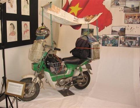 Visiting Vietnamese Women's Museum