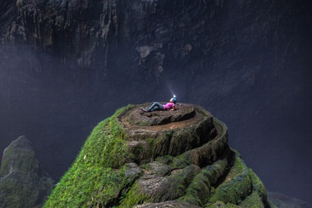 New York Times ranked Son Doong cave as one of the world's best destinations