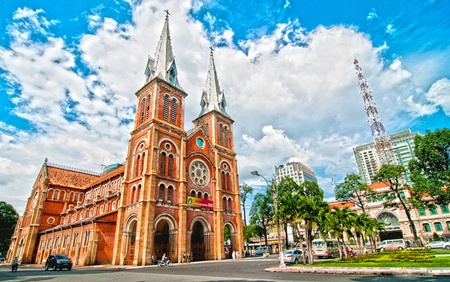 Most well-known churches in Vietnam