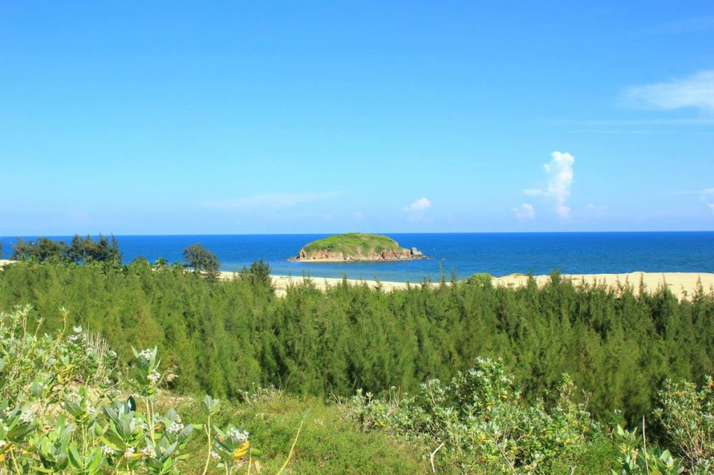 Outstanding destinations for travelers visiting BinhThuan Province