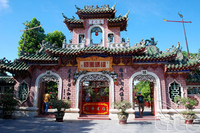 Hoi An will exempt entrance ticket to visit Old Quarter during 4 first day of Vietnamese New Year