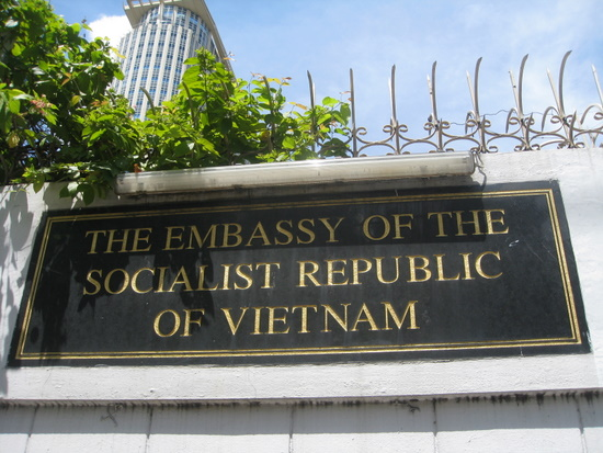 Apply for visa in vietnam embassy